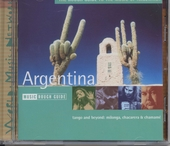 The Rough Guide to the music of Argentina