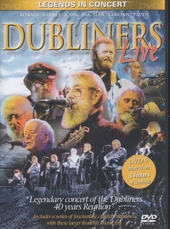 The Dubliners 40 years : Live from The Gaiety