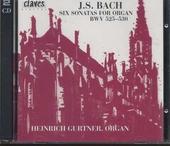 Sonatas nos.1-3 for organ, BWV 525-527