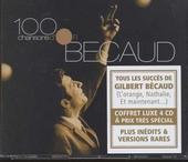 Bécaud : 100 chansons d'or