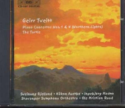 Piano concertos no.1 & no.4 (Northern lights)