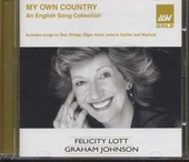 My own country : An English song collection