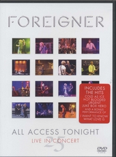 All access tonight : Live in concert