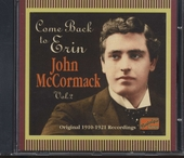 Come back to Erin. vol.2 : 1910-1921