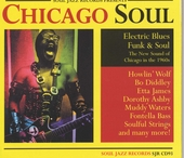 Chicago soul : the new sound of Chicago in the 1960s