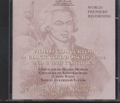 Violin concertos by black composers of the 18th & 19th centuries