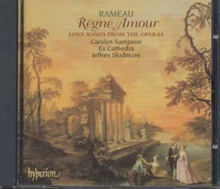 Règne amour : Love songs from the operas
