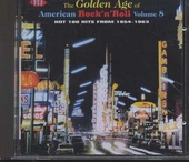 The golden age of American rock'n'roll : 1954-1963. vol.8