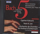 Bach and sons : 5 Piano concertos