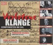 Verbotene Klange : Komponisten im Exil