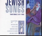Jewish songs : traditionals 1911-1950