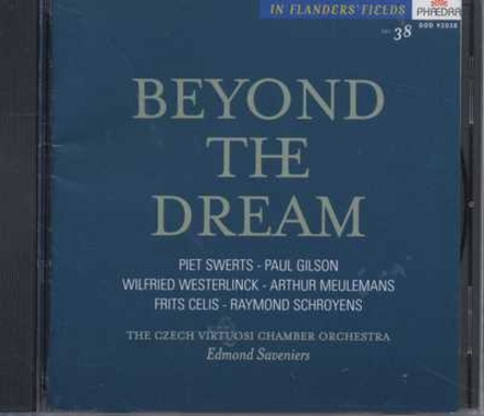 Beyond the dream : music for string orchestra