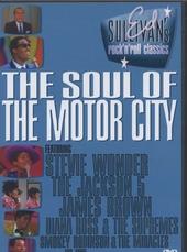 The soul of the motor city : Ed Sullivan's rock 'n' roll classics