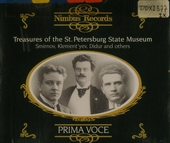 Treasures of the St.Petersburg State Museum