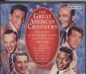 The great American crooners : 1927-1952