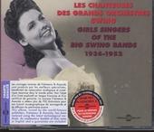 Les chanteuses des grands orchestres swing : 1936-1952