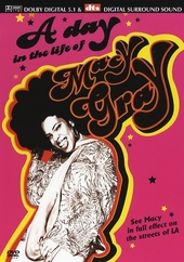 A day in the life of Macy Gray