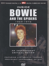 Inside Bowie and the Spiders : A critical review 1969-1972
