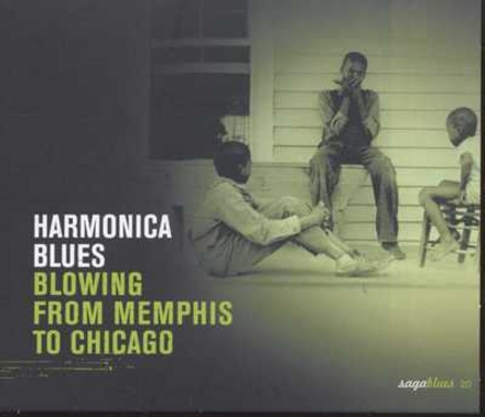 Harmonica blues : blowing from Memphis to Chicago