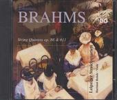 String quintets op.88 & 111