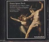 Symphonies op.3 nos 1, 2 & 6