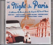 A night in Paris : A collection of classics from the legends of French music