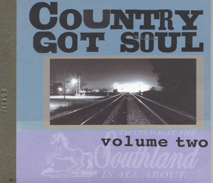Country got soul. Volume 2