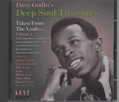 Dave Godin's deep soul treasures : taken from the vaults.... Vol. 4