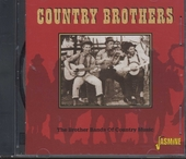 Country brothers : The brothers bands of country music