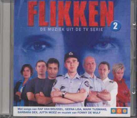 Flikken : de muziek uit de TV serie. Vol.2