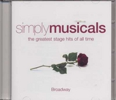 Simply musicals : Broadway. vol.1