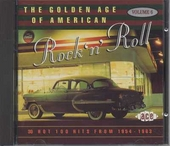 The golden age of American rock'n'roll : 1954-1963. vol.6