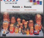 Russie : choeurs, ballades & balalaïkas