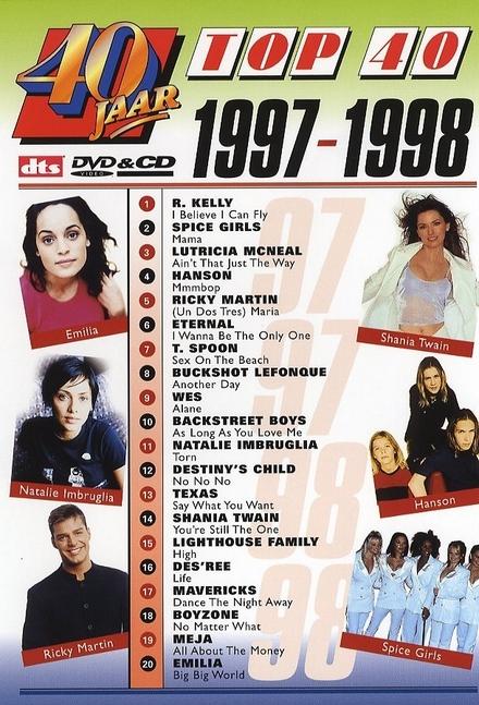 40 Jaar Top 40 : 1997-1998