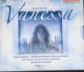 Vanessa : an opera in three acts