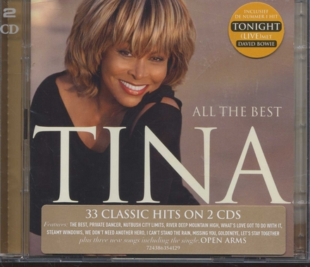 Tina : all the best