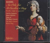 An ode for St Cecilia's day