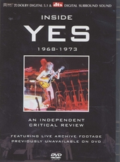 Inside Yes : A critical review 1968-1973