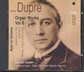 Organ works. vol.6