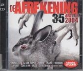 De afrekening van Studio Brussel. 35, Best of 2004