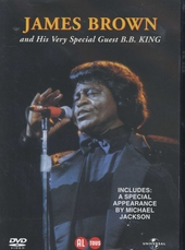 James Brown and his very special guest B.B. King