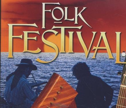 Folk festival at the Sidmouth International Festival
