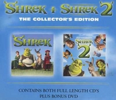 Shrek + Shrek 2 : the collector's edition