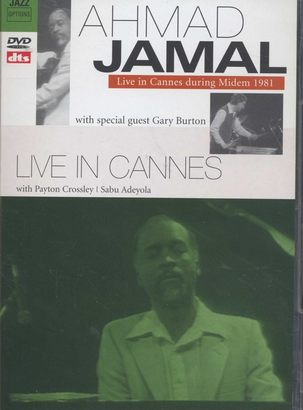 Live in Cannes - Midem 1981