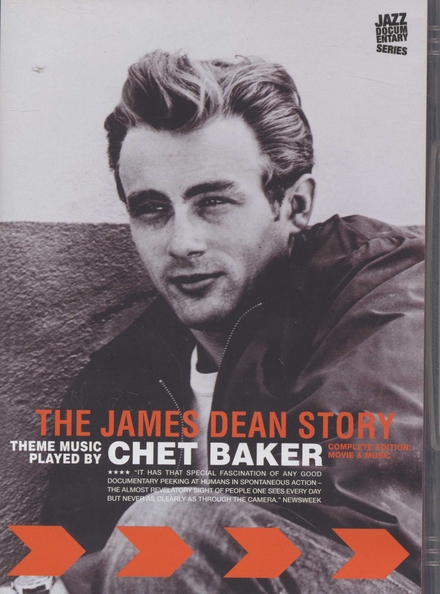 The James Dean story (docu) + cd