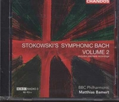 Stokowski's symphonic Bach. Vol. 2