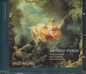 String concertos, flute concertos & piccolo concerto
