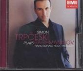 Simon Trpceski plays Rachmaninov
