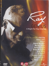 Genius : A Night for Ray Charles