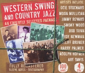 Western swing and country jazz